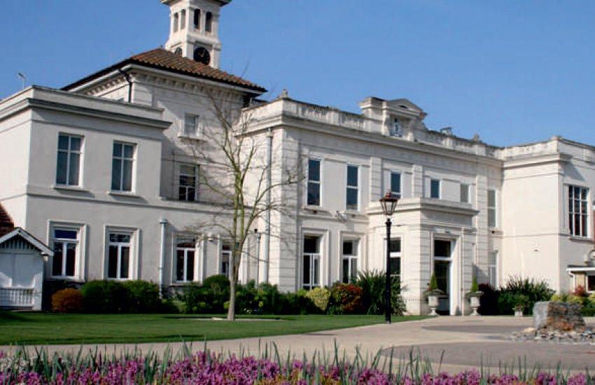 13. St Georges School, Addlestone