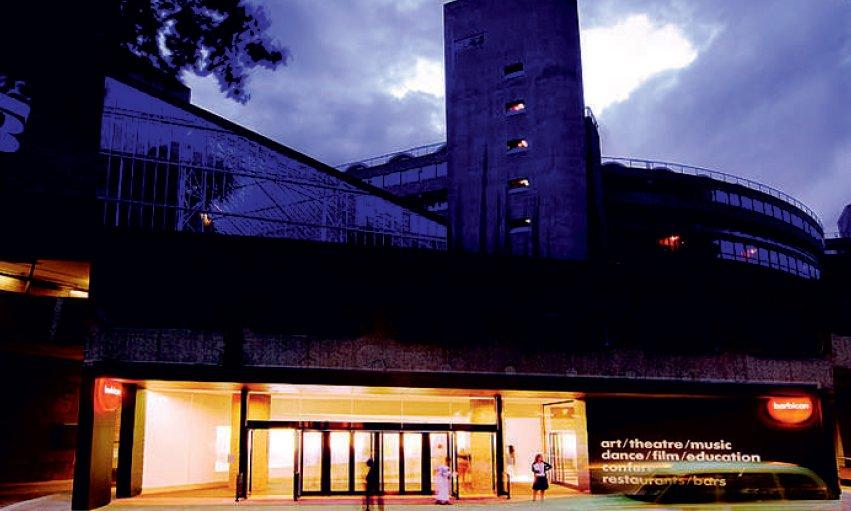 21. Barbican Theatre, London