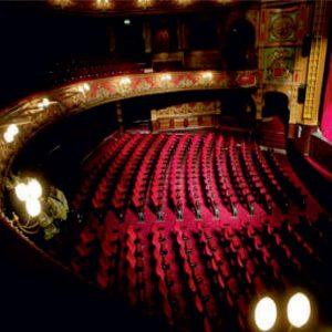 Hackney Empire Theatre, London