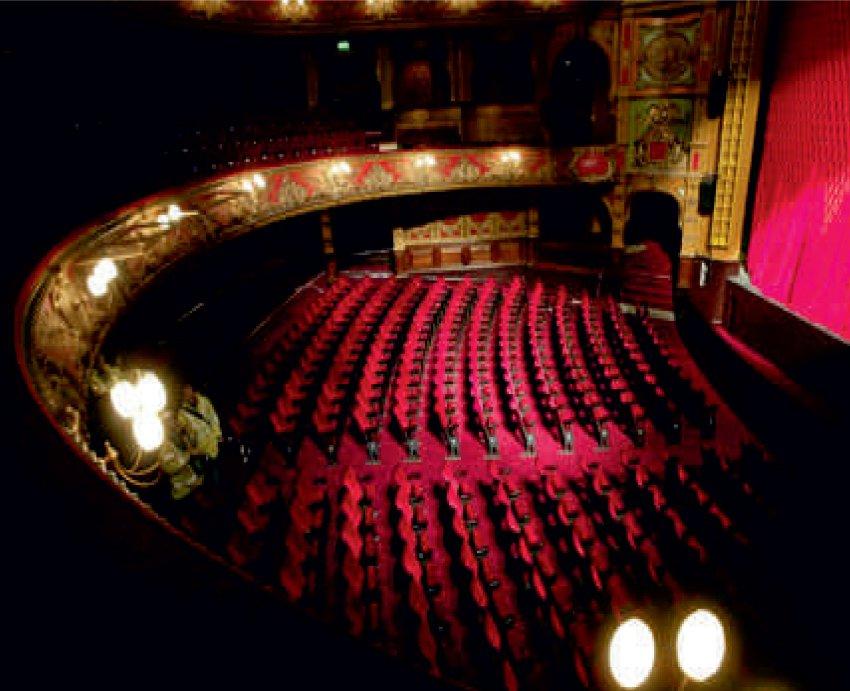 33. Hackney Empire Theatre, London