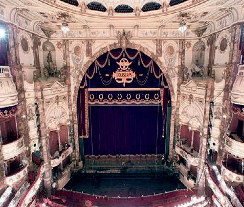 35. Coliseum Theatre, London