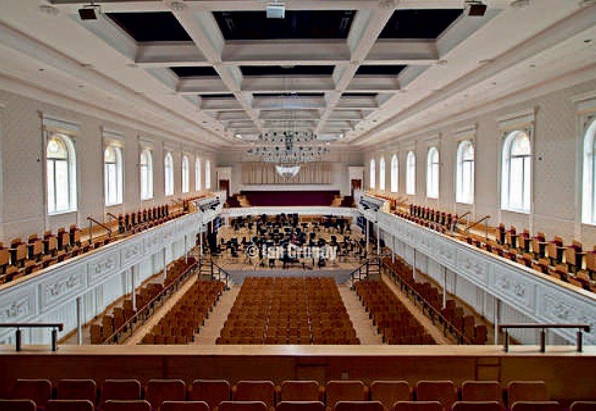 42. City Halls Concert Hall, Glasgow