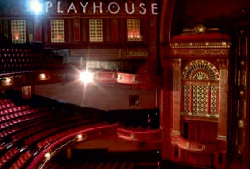 44. Playhouse Theatre, Edinburgh