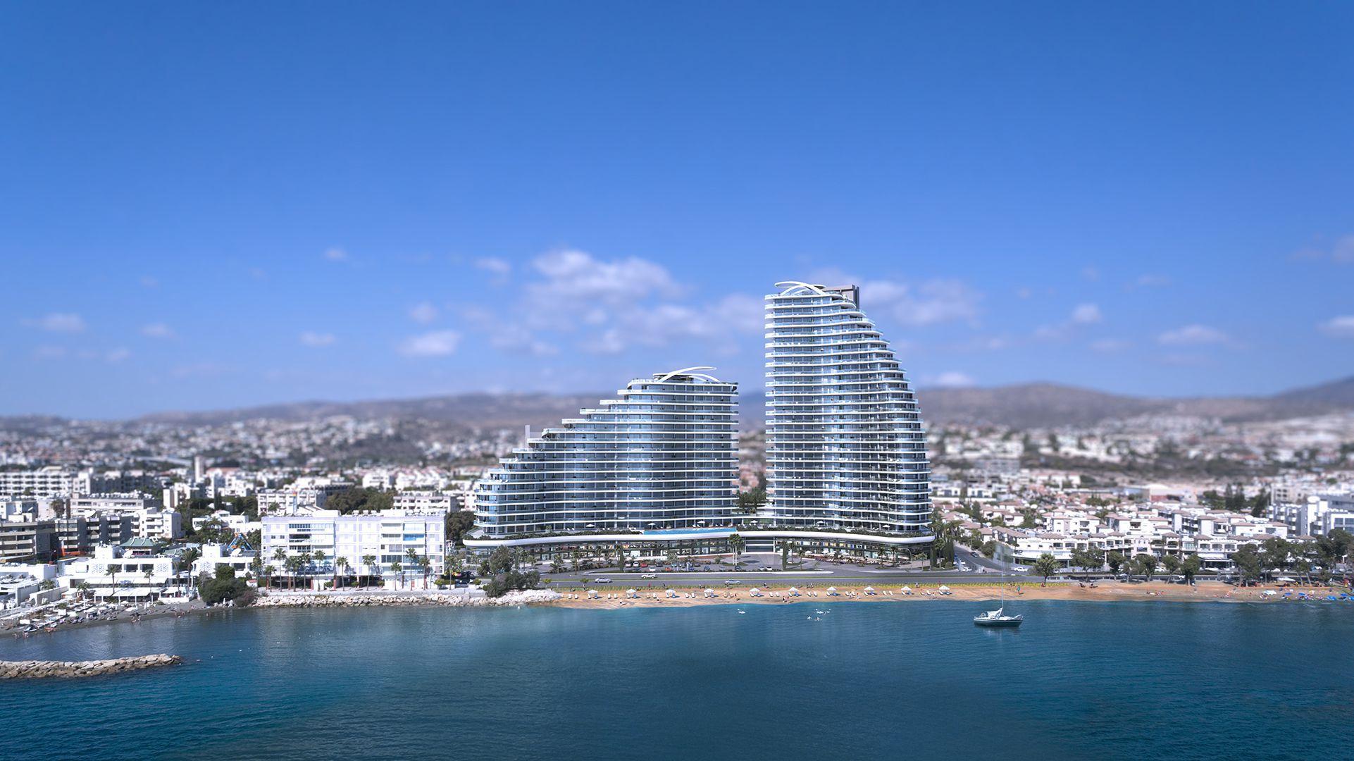 Limassol Del-Mar overview